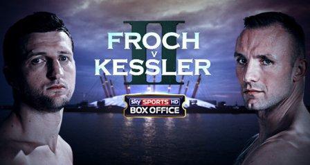 Карл Фроч – Миккель Кесслер. Прямая трансляция (видео) (1)