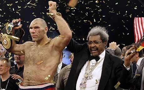Дон Кинг не оставляет надежд организовать бой Валуев - Кличко (1)