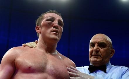 Профессиональный катмен, Дмитрий Лучников, прокомментировал бой Лебедев - Джонс (1)