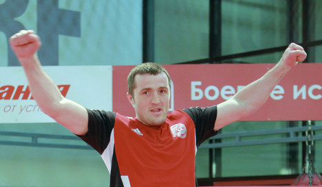 Денис Лебедев и Александр Поветкин надеются на поддержку ВДВ (1)