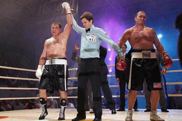 Боксерский вечер в Саранске! (1)