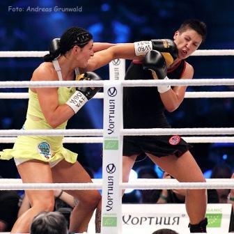 Кристина Хаммер стала двукратной чемпионкой Мира (1)