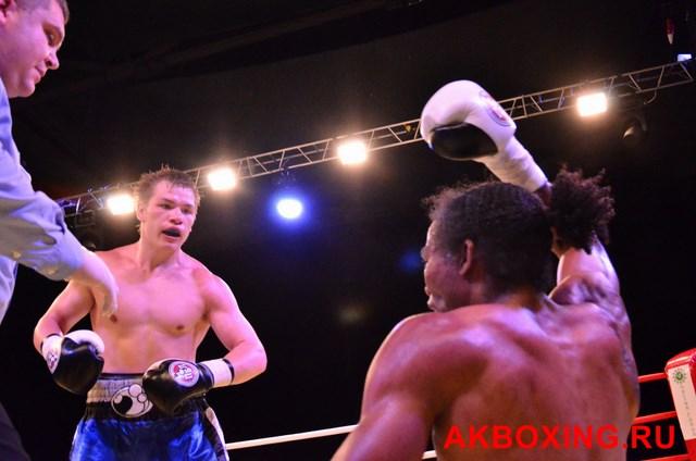 Боксер Федор Чудинов отправил в нокаут кубинца Джулио Акосту! (видео) (1)