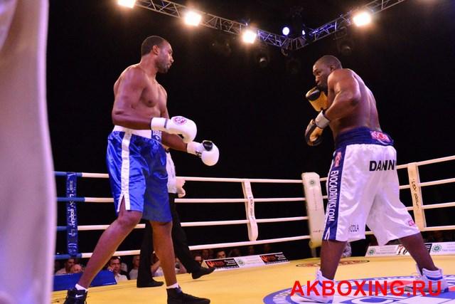 Победитель Майка Тайсона, Дэнни Уильямс, уходит из бокса! (1)