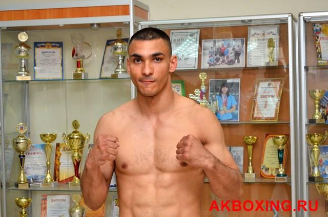 Большой бокс: Взвешивание в Климовске! (7)