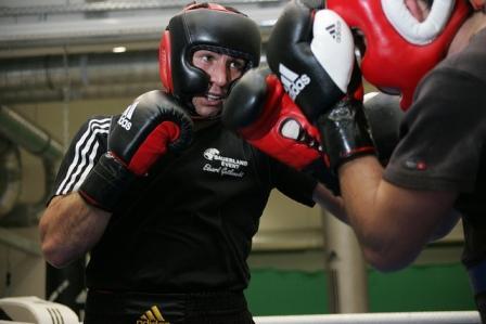 Эдуард Гуткнехт сразится с чемпионом Уругвая Ричардом Видалом (1)