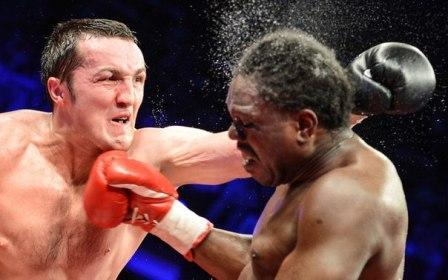 Денис Лебедев: Слепым может боксировать только Жан-Клод Ван Дамм (1)