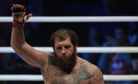 Александр Емельяненко: Я не зацикливаюсь на реванше с Филиповичем (1)