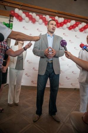 Виталий Кличко: Бой Владимира с Поветкиным пройдёт осенью нынешнего года (1)