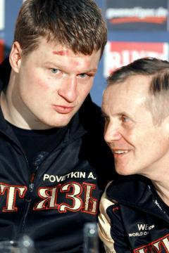 Александр Поветкин и Денис Лебедев отправятся в Киргизию (1)