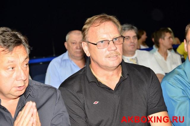 Олимпийский чемпион Алексей Прудников: Бокс сделает нашу нацию крепче! (2)