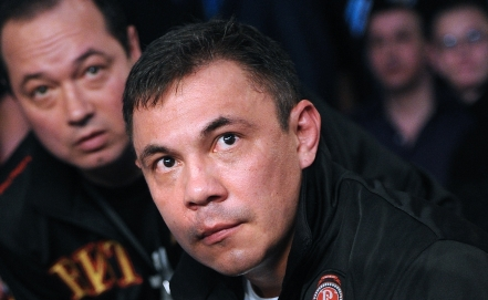 Константин Цзю: Лебедев должен доказать мне, что хочет реванша (1)