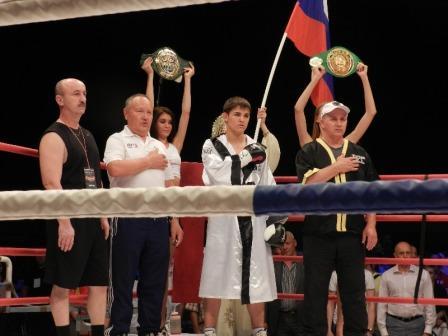 Константин Пономарев и Мурат Гассиев стали чемпионами Мира (1)