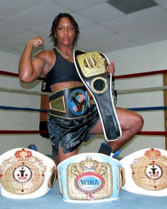 Виртуальный зал славы женского бокса. Часть 3 (2)