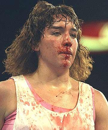 Виртуальный зал славы женского бокса. Часть 2 (2)