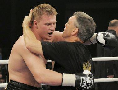Тедди Атлас верит в победу Поветкина над Кличко (1)