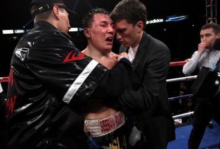 Как судят в профессиональном боксе (1)
