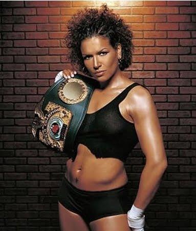 Виртуальный зал славы женского бокса. Часть 2 (4)