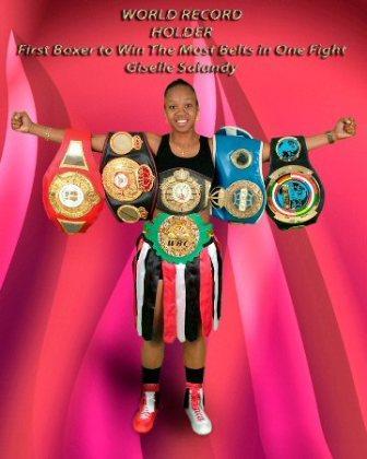 Виртуальный зал славы женского бокса. Часть 3 (4)