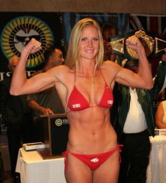 Виртуальный зал славы женского бокса. Часть 3 (5)