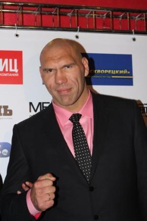 Николай Валуев: Бой Кличко-Поветкин - это по-настоящему историческое событие (1)