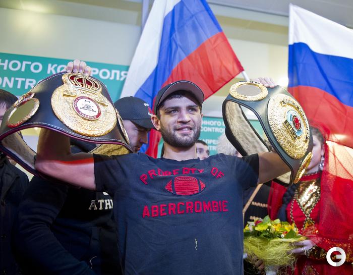 Хабиб Аллахвердиев: Футбол - это мое, но пришлось стать боксером (1)
