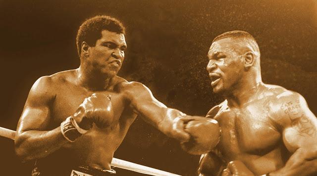 Вечный вопрос: Кто самый лучший боксер всех времен и народов? (1)