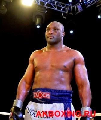 Дэнни Уильямс возвращается на ринг (1)