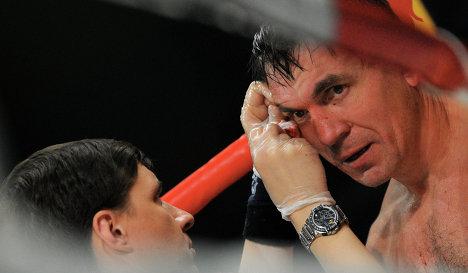 Олег Маскаев намерен отомстить за свои поражения (1)
