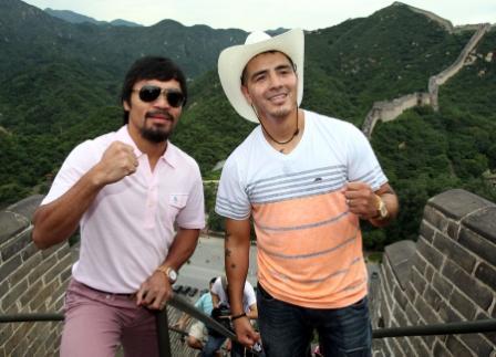 Из Китая с любовью: Мэнни Пакьяо против Брэндона Риоса  (1)