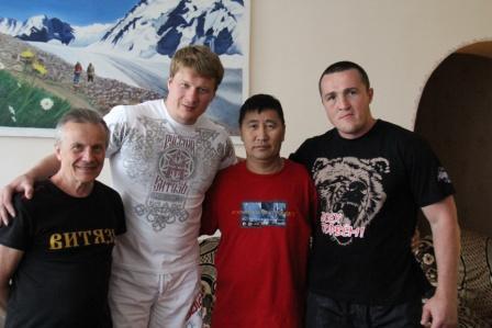 Александр Зимин: Сейчас Поветкин в хорошей форме! (1)