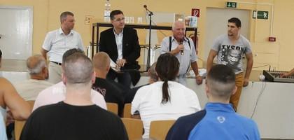 Марко Хук и Улли Вегнер оказались в тюрьме (1)