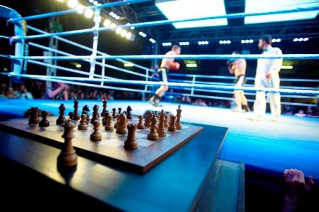 Чемпионат Мира по шахбоксу 2013 года пройдет в Москве! (1)