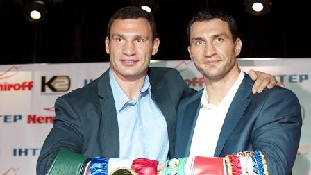 Виталий Кличко: Поветкин будет боксировать против двух братьев (1)