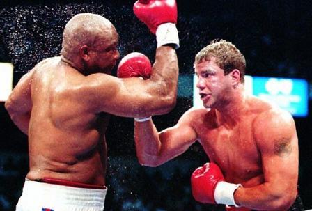 Скончался бывший чемпион Мира в супертяжелом весе Томми Моррисон (1)