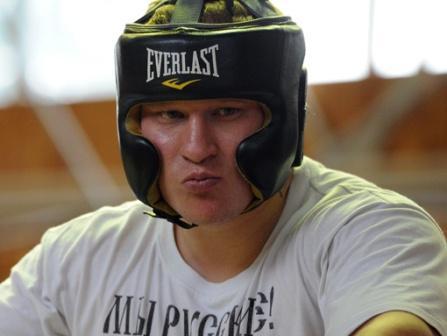 Александр Поветкин: Я выйду в ринг, чтобы побеждать (1)