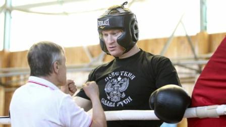 Три спарринг-партнера помогают Александру Поветкину в подготовке к бою с Кличко (1)