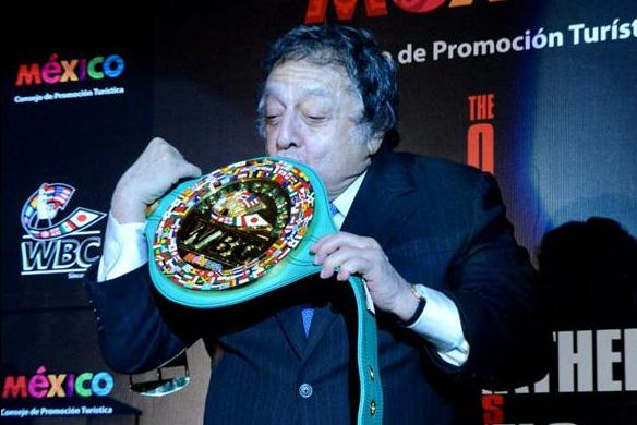 Победитель боя Альварес - Мейвейзер получит пояс из двух килограмм золота! (1)