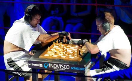 Чемпионат мира по шахбоксу 2013 года пройдет в Москве (1)