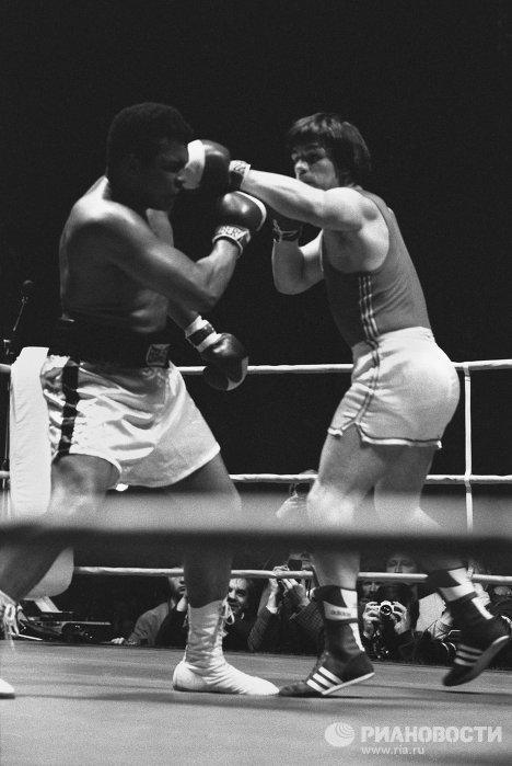 Победителю Теофило Стивенсона, боксеру Игорю Высоцкому - 60 лет! (2)