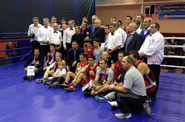 Чемпионат Москвы по боксу - 2013 (видео) (1)