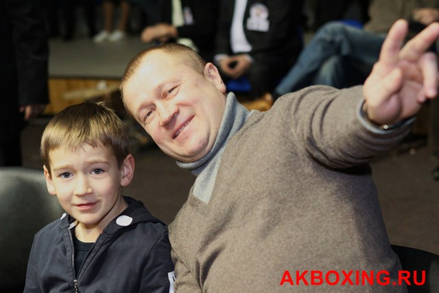 Вечер памяти чемпиона мира по боксу Юрия Александрова (1)