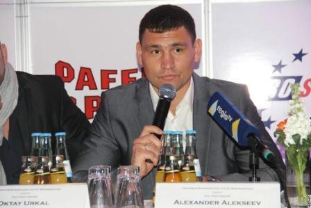 Александр Алексеев – Йоан Пабло Эрнандес (1)