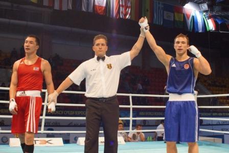Чемпионат Мира – 2013 в Казахстане: Александр Беспутин вышел в 1/8 финала  (2)