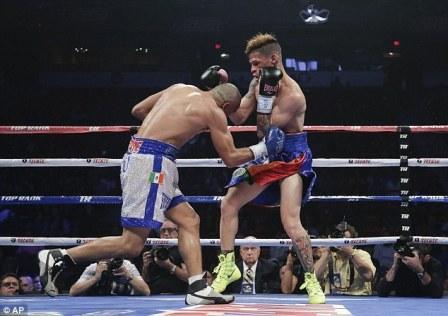 Боксер нетрадиционной сексуальной ориентации нокаутирован в США (1)