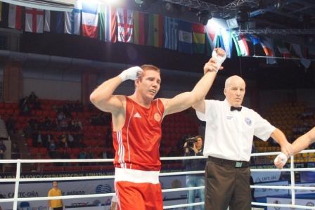 Чемпионат Мира – 2013 в Казахстане: Никита Иванов прошел в 1/8 финала (2)