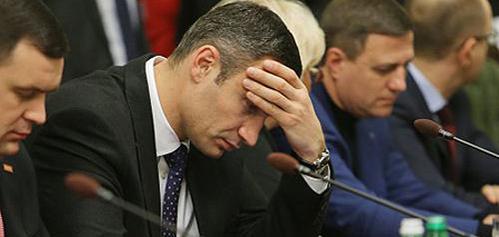 Виталий Кличко не сможет стать президентом Украины (1)