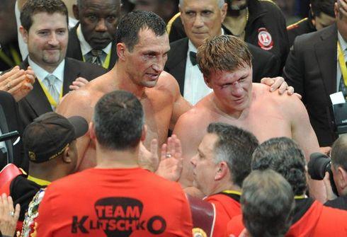 Владимир Кличко: После поражения от Сандерса и Брюстера я уволил всю свою команду (1)