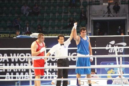 Чемпионат Мира – 2013 в Казахстане: Магомед Омаров стартует с победы (1)