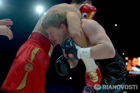 Известные боксеры высказались о бое Поветкин - Кличко (1)